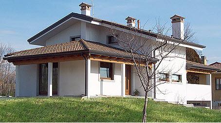 Abc costruzioni udine osoppo case prefabbricate in for Azienda case prefabbricate