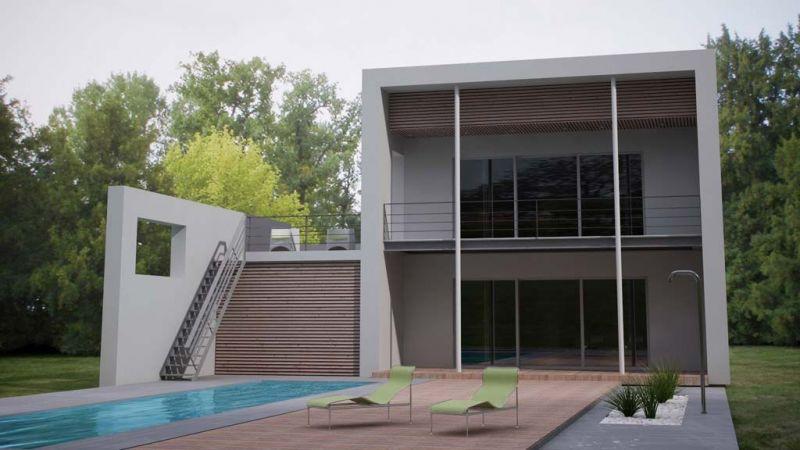 Abitazioni prohouse modena finale emilia case ecologiche - Case prefabbricate per terrazzo ...