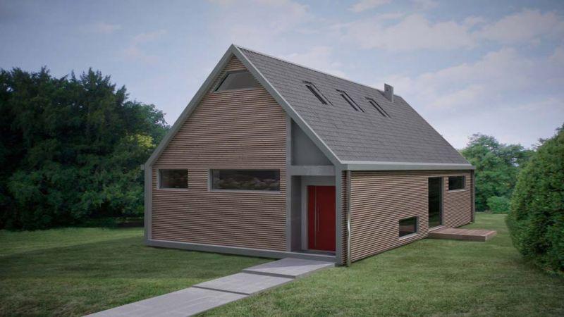 Abitazioni prohouse modena finale emilia case ecologiche for Case moderne interni legno