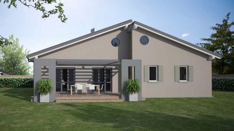 Abitazioni prohouse modena finale emilia case ecologiche for Case legno moderne
