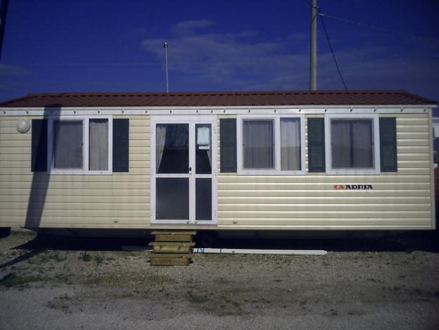 Adria Mobil - Chieti (Casalbordino) - Case mobili