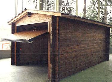 Agaso torino borgofranco d 39 ivrea bungalow for Aggiunta garage modulare