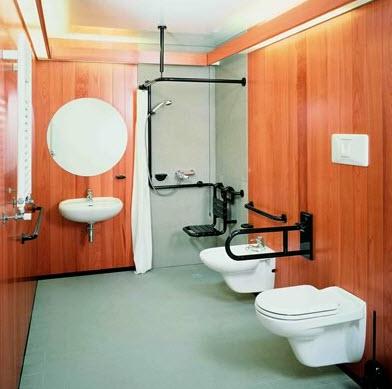 Bagni esterni prefabbricati idee di design nella vostra casa for Case modulari con suite di legge