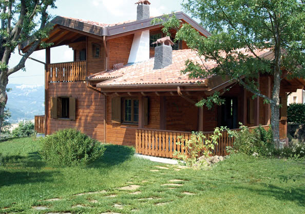 Albe case brescia edolo case prefabbricate in legno for Chalet prefabbricati in legno prezzi