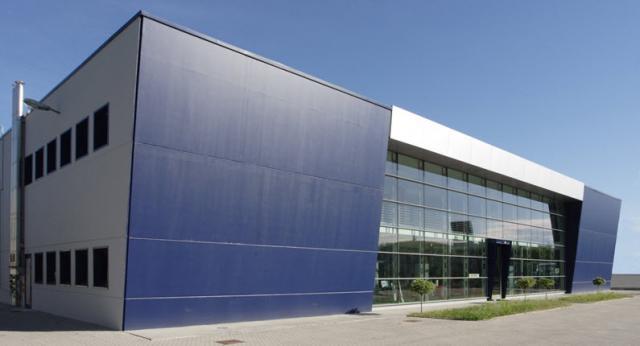 Prefabbricati industriali in piemonte for Piani di capannone per uffici esterni