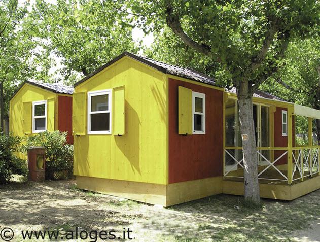 Aloges alessandria borgoratto alessandrino bungalow for Case prefabbricate case mobili in sicilia domus prefabbricati srl