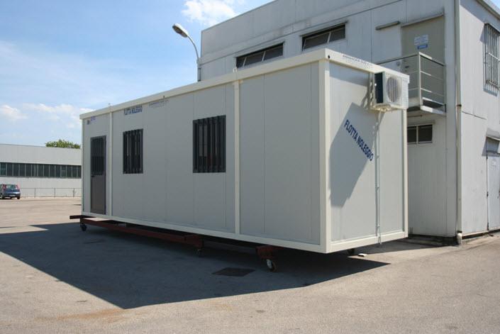Le aziende di box e container in Campania.