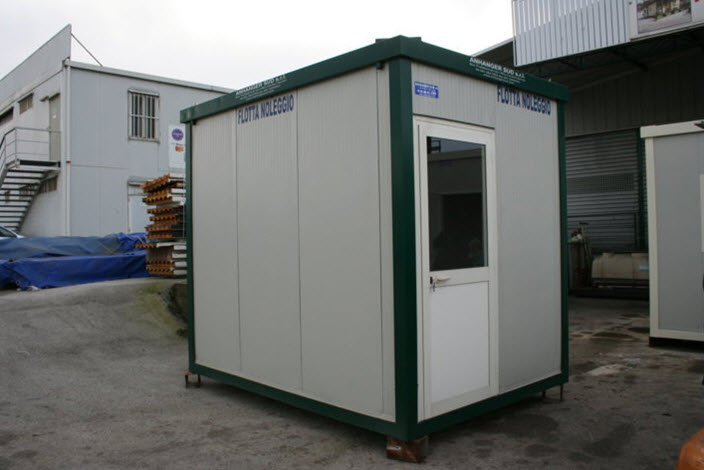 Box e container in campania for Case container prezzi