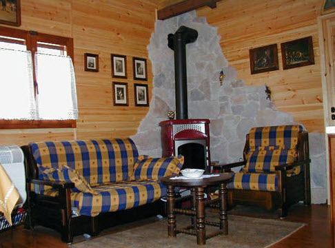 Bungalow in piemonte for Interni di baite