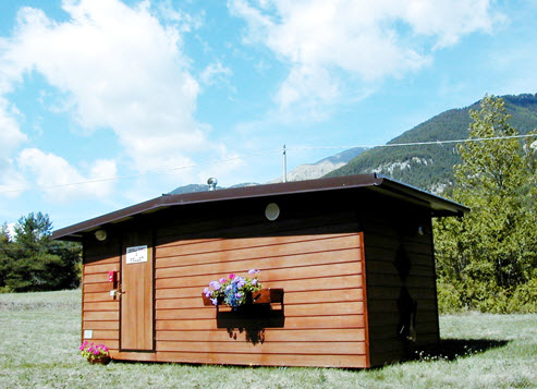 Avidano prefabbricati torino sestriere bungalow for Case prefabbricate case mobili in sicilia domus prefabbricati srl