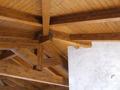 Pergolati in legno napoli