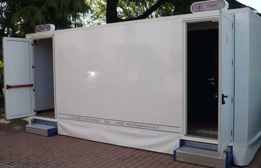 Bagni mobili prefabbricati pannelli termoisolanti for Case mobili pigreco
