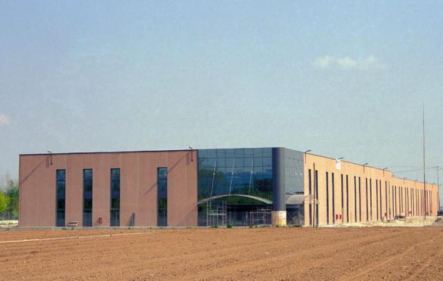 Beton belluno santa giustina prefabbricati industriali for Aggiunta garage modulare