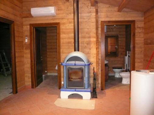Case prefabbricate in legno a pistoia - Case prefabbricate interni ...