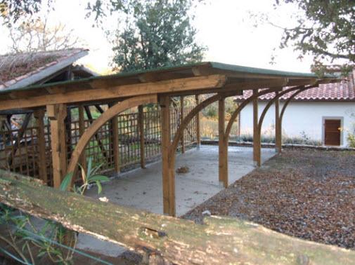 Case prefabbricate in legno pag 5 for Costruendo un garage per 3 auto