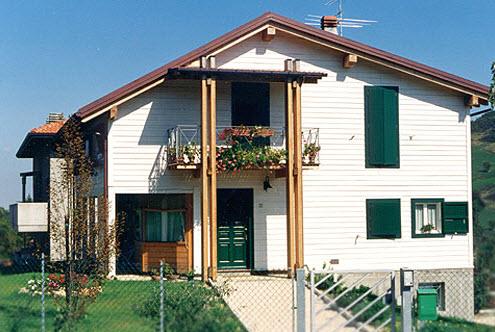 Boraschi parma palanzano case prefabbricate in legno for Boraschi case in legno