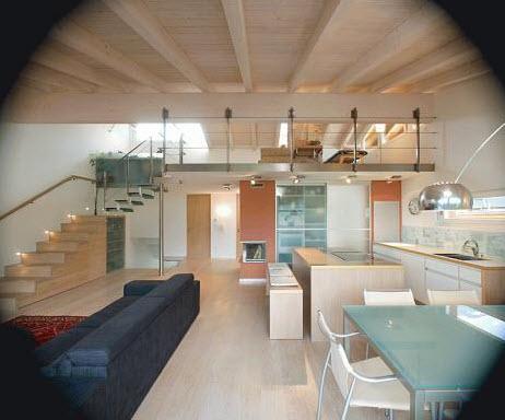 Case prefabbricate in legno pag 4 for Tetti di case moderne