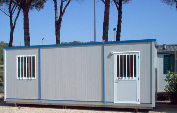 Box e container in sardegna for Box coibentati per cani usati