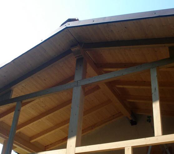 Casa in stile torino borgiallo case ecologiche for Casa in stile