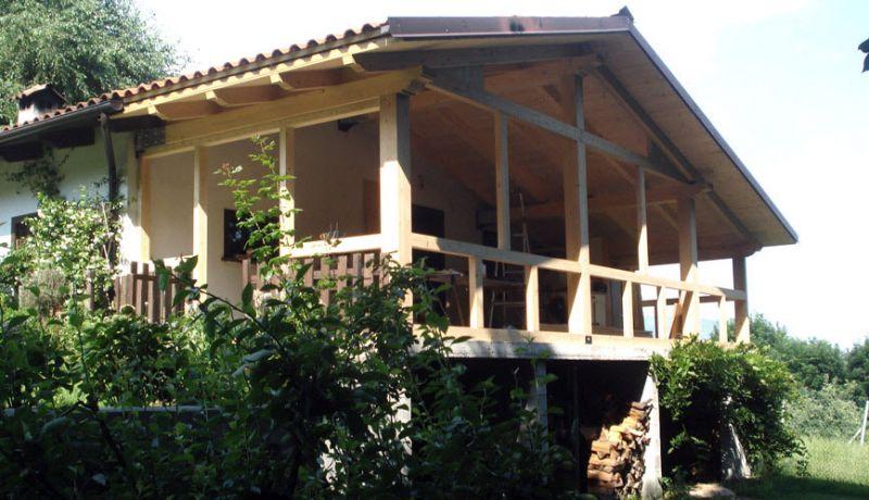 Casa in stile torino borgiallo case ecologiche for Case prefabbricate torino