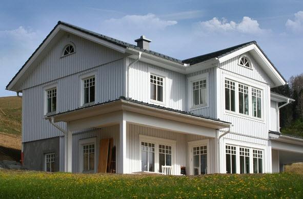 Casa svedese bolzano merano case prefabbricate in legno for Case prefabbricate in legno haas