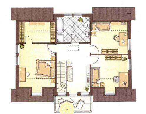 Case prefabbricate in legno pag 4 - Progetti di interni case moderne ...