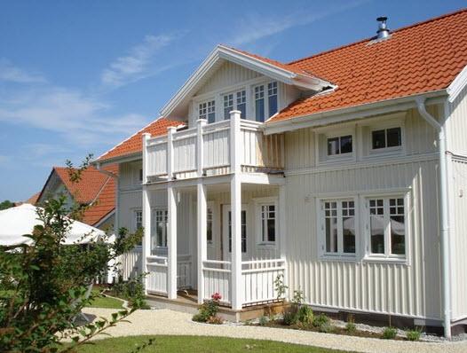 Casa svedese bolzano merano case prefabbricate in legno for Disegni casa bungalow