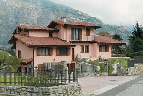 Case dani cuneo pianfei ville prefabbricate for Azienda case prefabbricate