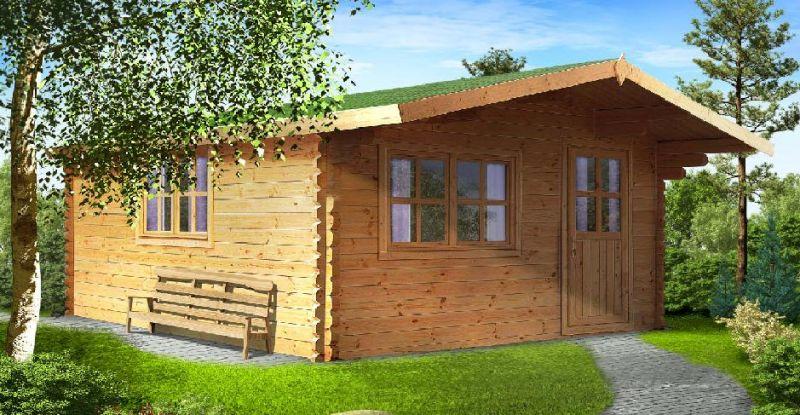 Casette da giardino in abruzzo for Case in legno in polonia