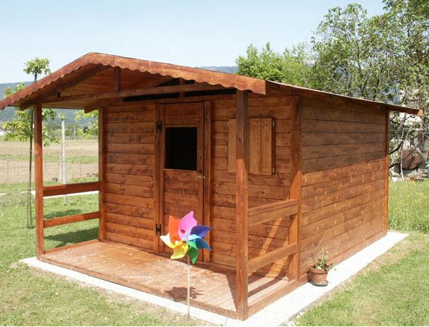 Prefabbricati in legno a pordenone for Prefabbricati di legno
