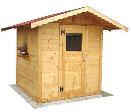 Box auto e garage a pordenone - Cabine in legno ...