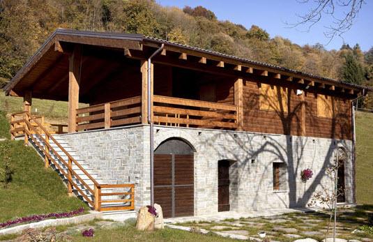 Clemente torino borgofranco d 39 ivrea prefabbricati in for Case prefabbricate torino