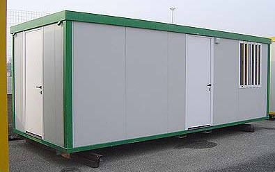 Box e container prefabbricati for Case container prezzi