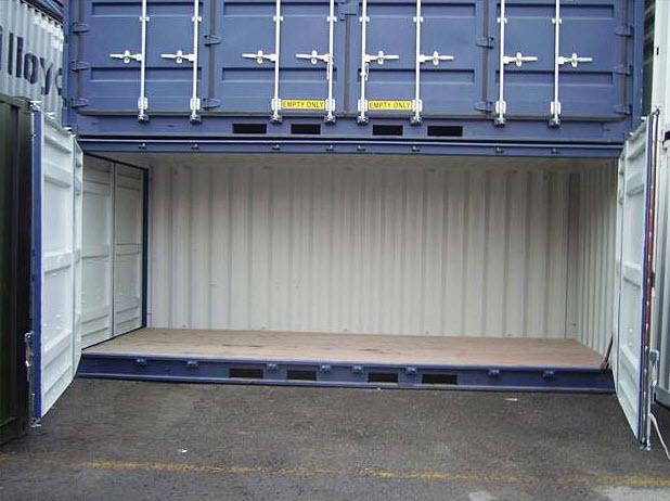 Casette Da Giardino Forli : Container service bologna castel maggiore