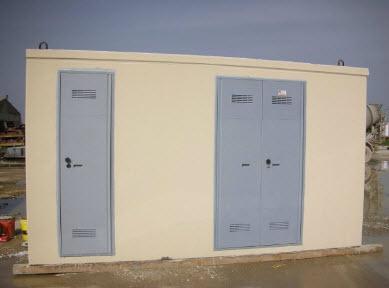 Cabine Elettriche A Cagliari
