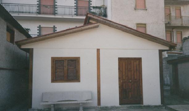 Crisafi giuseppe palermo case prefabbricate in muratura for Case bagheria