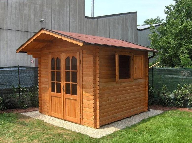 Dekalux modena montese casette da giardino - Casette legno da giardino ...