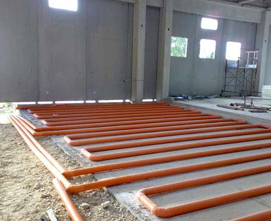 Capannoni e prefabbricati industriali for Strutture in ferro per case