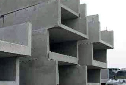 Prefabbricati cemento armato