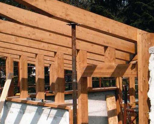 Casette Legno Giardino Varese : Edilegno srl varese cadrezzate tetti in legno