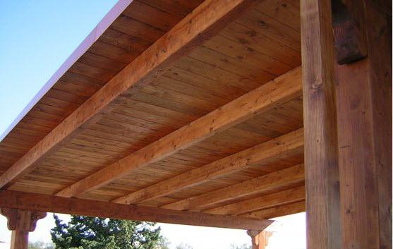 Strutture in legno a taranto - Rifiniture giardino ...