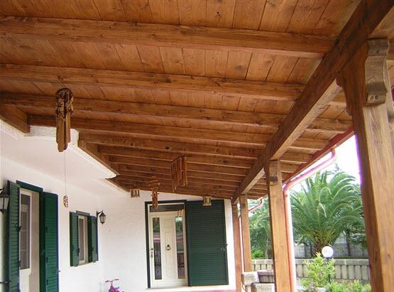 Latest galleria fotografica with strutture in legno per - Strutture mobili per terrazzi ...