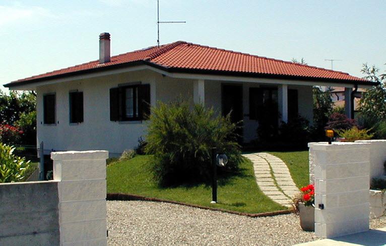 Ville prefabbricate for Modelli e piani di case