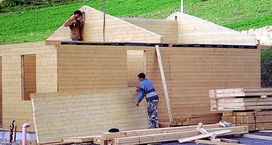 Case prefabbricate in legno a milano for Opzioni di rivestimenti economici per le case