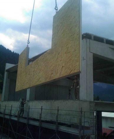Friulana Impresa Manufatti Edili - Pordenone (Spilimbergo) - Prefabbricati in cemento