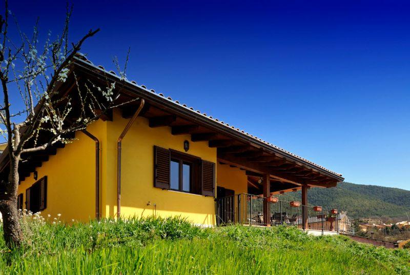Ville prefabbricate a roma for Gruppo forest