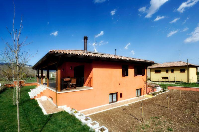 Gruppo forest roma castel madama case ecologiche for Progress caserta prodotti