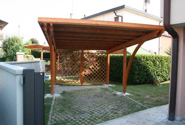 Holzteam Treviso Pergolati E Pergole