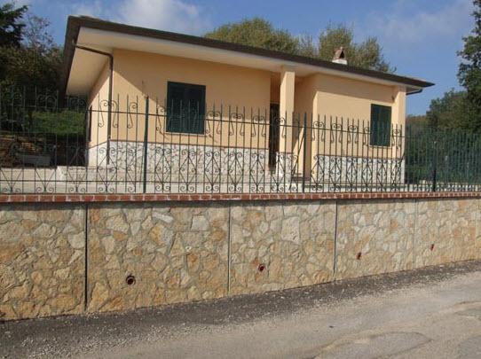 Prefabbricati in cemento a roma for Disegni di blocchi di cemento casa