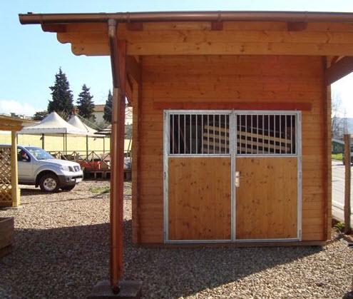 Box auto e garage a firenze for Box cavalli prefabbricati